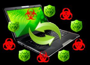 Удаление вирусов СПб