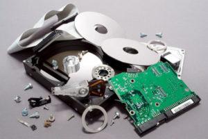 Ремонт жесткого диска компьютера (HDD)